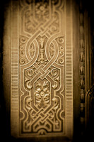 Wanamaker Entrance Door Detail